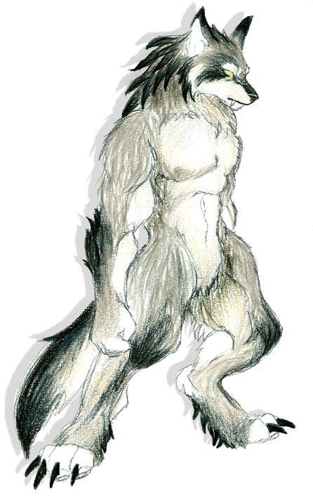 Loup-garou des1